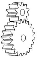 Macam Macam Roda Gigi Dunia Teknik Mesin